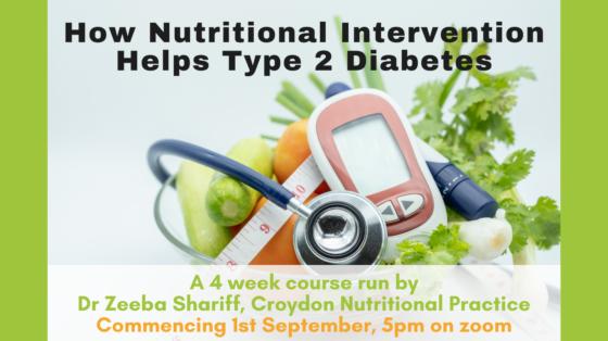 Diabetes slider