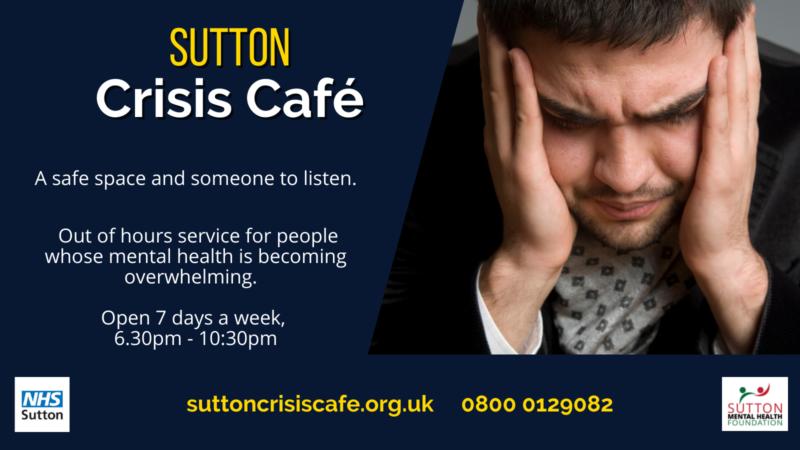 Sutton Crisis Cafe
